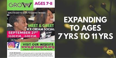 Come Get The Scoop: Meet & Greet Ice Cream Social