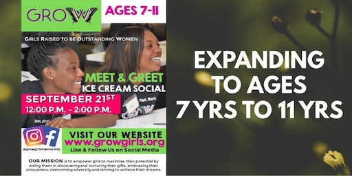 Come Get The Scoop: Meet & Greet Ice Cream Social