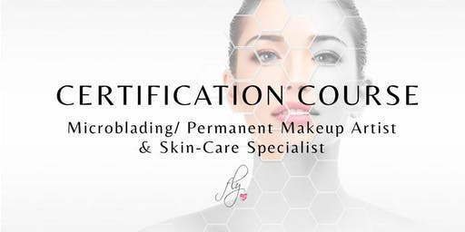 Microblading, Shading, Ombré & Permanent Makeup Course