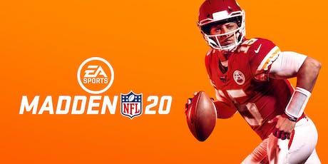 Madden NFL 20 Tournament (8/18) Tickets, Sun, Aug 18, 2019 at 1:00