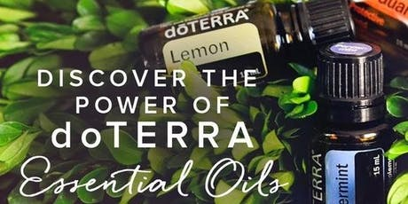 doTERRA Essential Oil 101 Class tickets