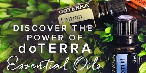 doTERRA Essential Oil 101 Class