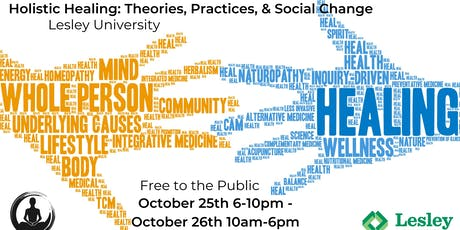 Holistic Healing: Theories, Practices, & Social Change tickets