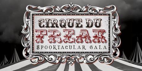 Cirque du Freak: Spooktacular Gala 2019 tickets