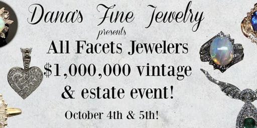 Jewelry vintage estate sale