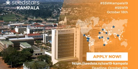 Seedstars Kampala 2019 tickets