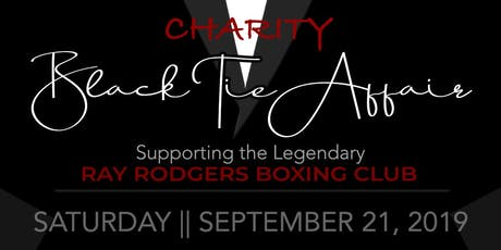 Black Tie Charity Affair  tickets