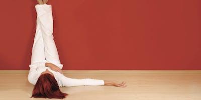 Relax and De-Stress! Yoga Masterclass