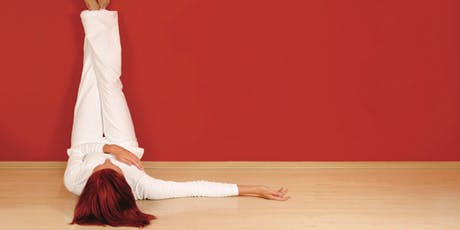 Relax and De-Stress! Yoga Masterclass tickets