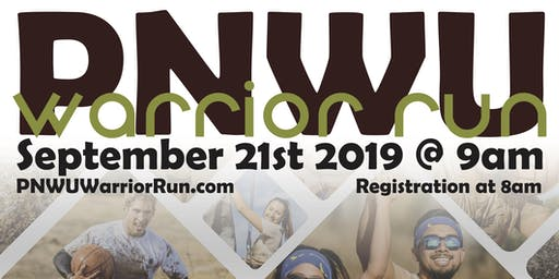 PNWU Warrior Run