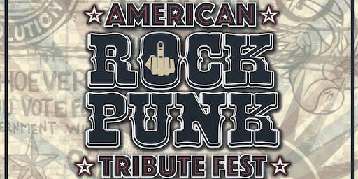 Festival de Tributos AMERICAN ROCK PUNK (Toledo)