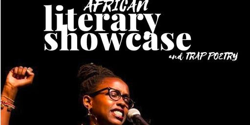 AFRICAN LITERARY SHOWCASE + TRAP POETRY