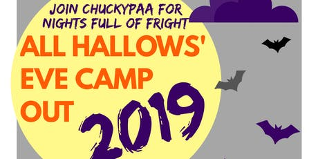 All Hallows Eve Campout 2019 tickets