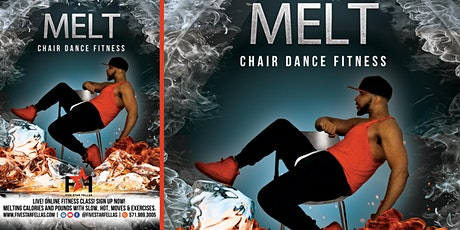 Melt - Chair Dance Fitness tickets
