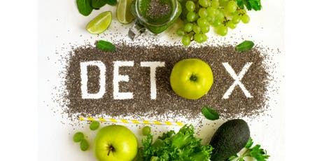 Feel Better Naturally: 7-Day Group Detox tickets