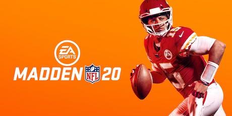 Madden NFL 20 Tournament (8/18) tickets