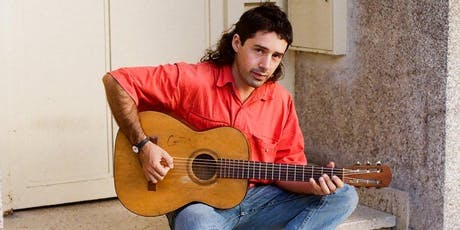 Juan Wauters (Uruguay/NYC) at Lula Lounge tickets