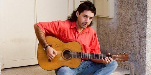 Juan Wauters (Uruguay/NYC) at Lula Lounge