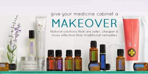 Makeover Your Medicine Cabinet with doTERRA Essential Oils