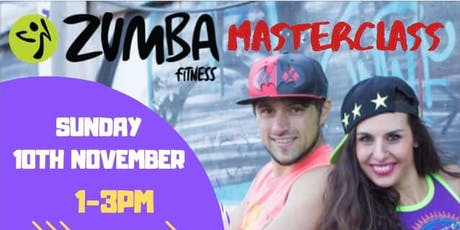 Zumba® Fitness Masterclass with Bernie and Katerina tickets