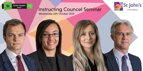Instructing Counsel Seminar tickets
