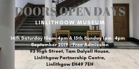 Doors Open Days tickets