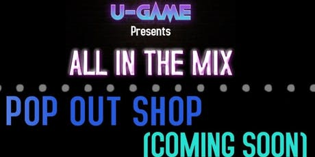 All in the Mix Pop Out Shop tickets