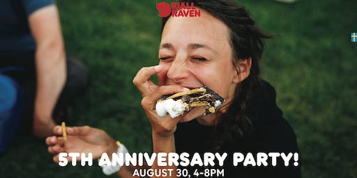 5th Anniversary Party!