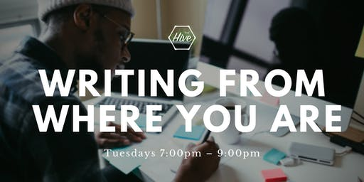 Writing From Where You Are