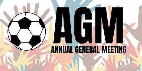 Crocketteers Mid-Year Annual General Meeting tickets