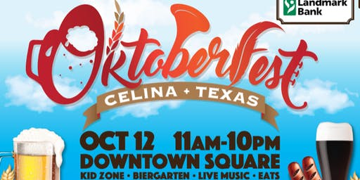 2nd Annual Celina Oktoberfest