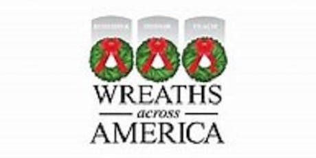 WREATHS ACROSS AMERICA 3RD ANNUAL MOTORCYCLE FUN RUN tickets