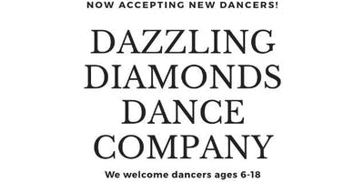 Dazzling Diamonds Tryouts !