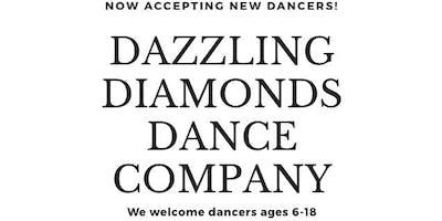 Dazzling Diamonds Tryouts !