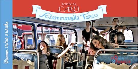 SCIAMMARELLA TANGO - FESTIVAL VIVÍ FRANCIA - Tangos franco-argentinos  entradas