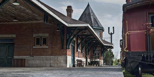 Magical Station 9 & 3/4 Train Ride