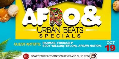 AFRO & URBAN Beats Specials