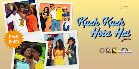 Sony TV Bollywood Cinema: Kuch Kuch Hota Hai tickets