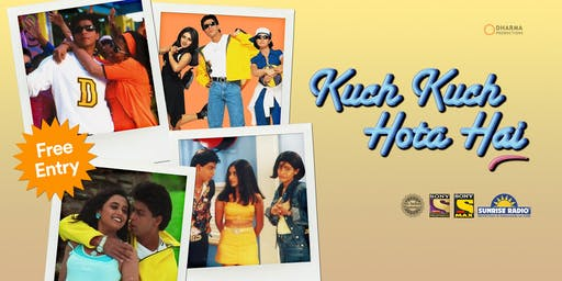 Sony TV Bollywood Cinema: Kuch Kuch Hota Hai