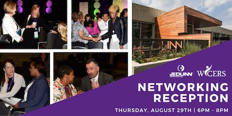 JE Dunn + WICERS Networking Reception tickets