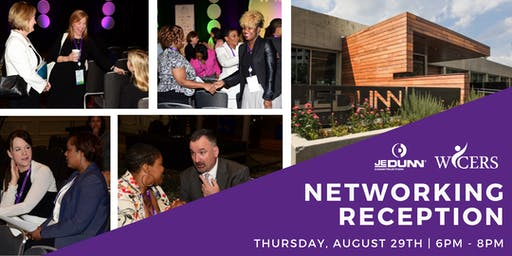 JE Dunn + WICERS Networking Reception