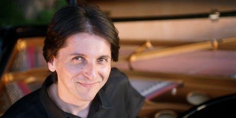 Tamir Hendelman solo piano (jazz) tickets
