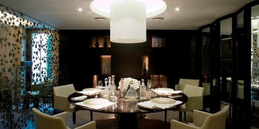 Inside Outside London@The Greenhouse Private Dining Room - 2 Michelin Stars
