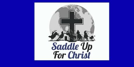 Saddle Up For Christ Rodeo Clinic- Stephenville, TX  tickets