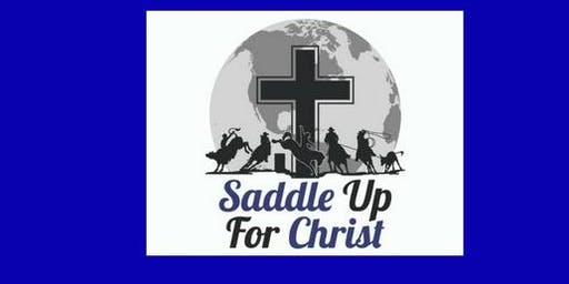 Saddle Up For Christ Rodeo Clinic- Stephenville, TX