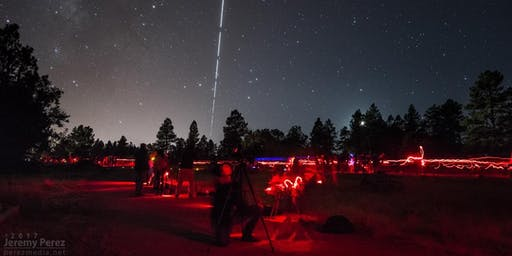 2019 Flagstaff Star Party Night Sky Photography Workshop
