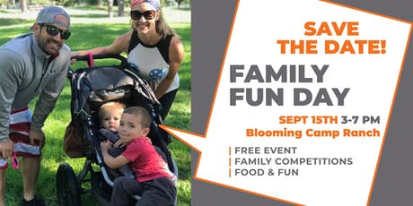 Get Fit Family Fun Day tickets