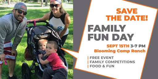 Get Fit Family Fun Day