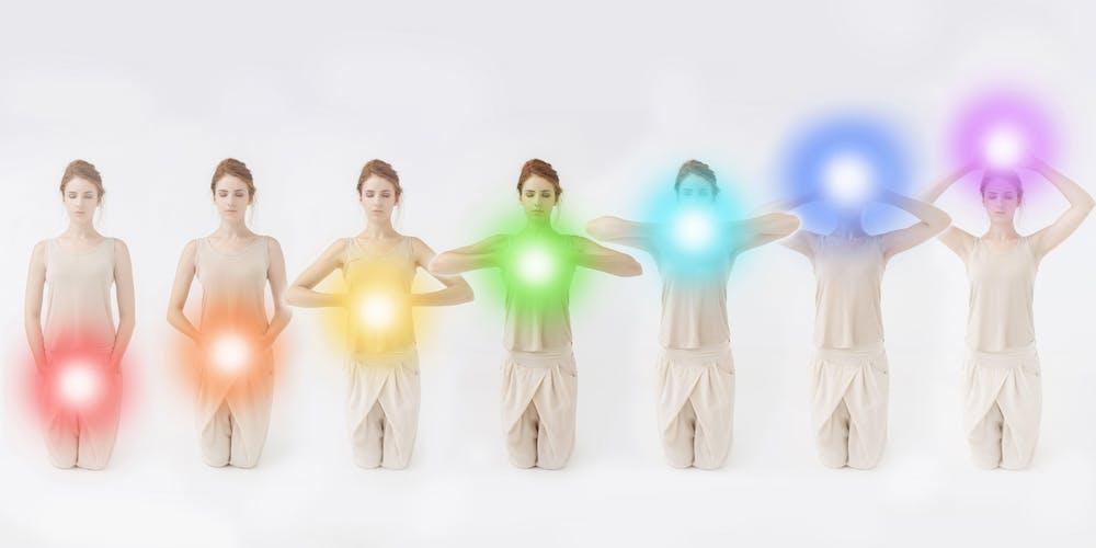 Yeiki Master program - eight weeks to rebalance your chakras in depth