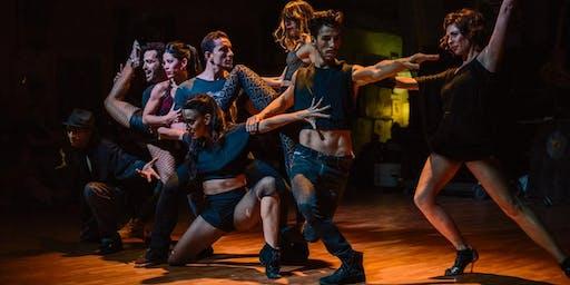 Tango Freestyle en La Catedral